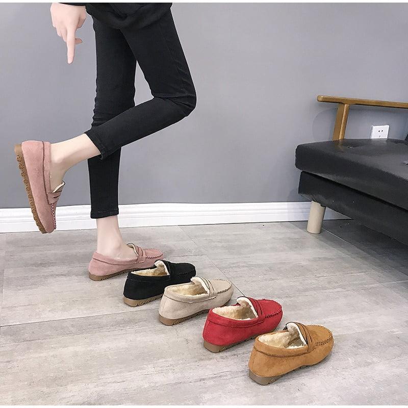 Loafers För Kvinnor &Bull; Shoeking.se