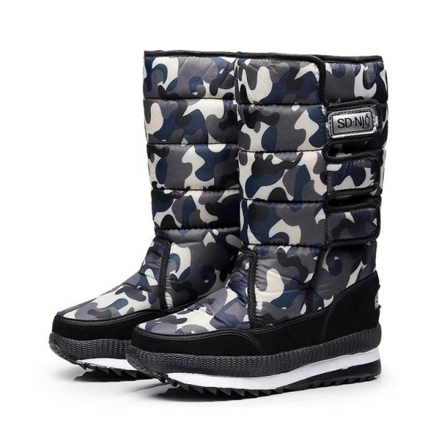 Boots För Kvinnor &Bull; Shoeking.se